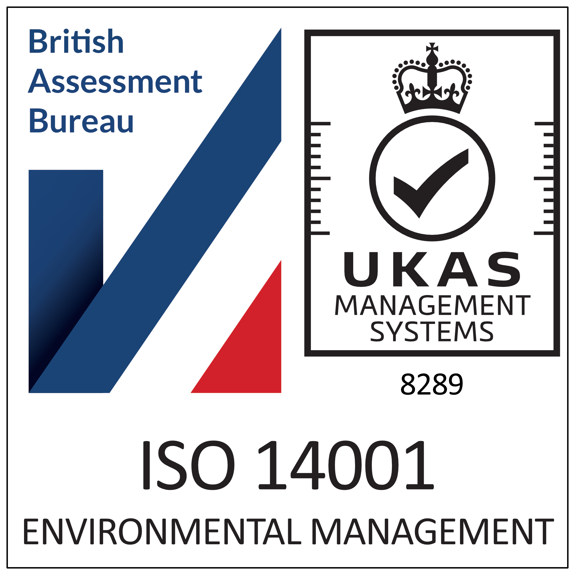 ISO 14002 Certified