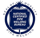 Seal of Quality Pipe Welding logo